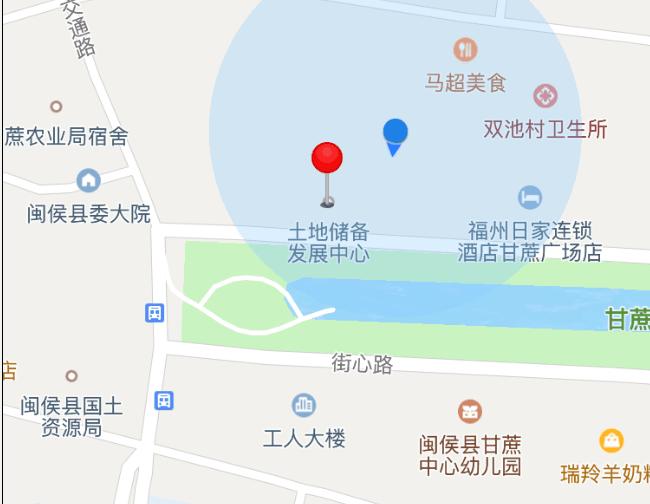 公交线路可乘坐33路,38路,602路,707路,至闽侯县甘蔗广场站下车即到.